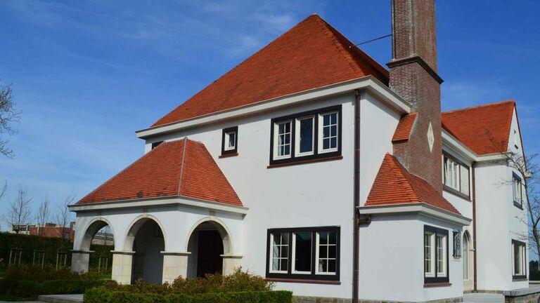 Schilderwerken Vandenberghe - buitenschilderwerk - Knokke